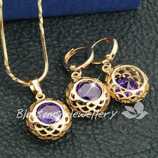 Family Friends Amethyst Fashion Necklaces & Pendants