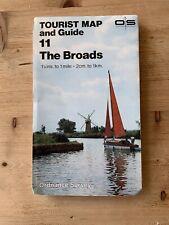 Norfolk Broads - Ordnance Survey Map And Guide