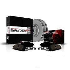 Disc Brake Pad and Rotor Kit-Z23 Evolution Geomet(R) Coated Brake Kit Rear