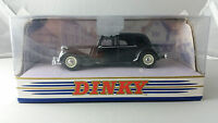 Matchbox Dinky Collection DY-22 1952 Citroen 15 CV Black 1:43 Scale MINT IN BOX
