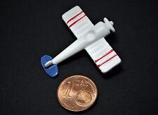 Flugzeug Miniatur Spielzeug 1:6 1:12  Puppenstube Puppenhaus Diorama