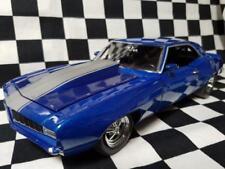 1969 1320 Drag Kings 1:18th Blue Chevrolet Camaro by GMP Models