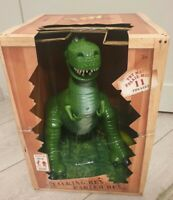 TALKING REX / FIGURINE PARLANTE REX TOY STORY 4