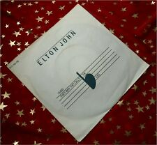 ELTON JOHN - I Guess * 1983 * PREIS HIT SINGLE * TOP :)))