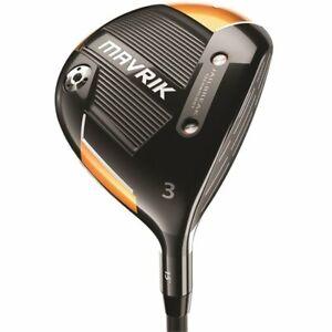 Callaway Golf Club Mavrik 15* 3 Wood Stiff Graphite Very Good