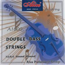 Recambios y accesorios contrabajo para instrumentos musicales de cuerda