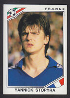 Panini - Mexico 86 World Cup - # 179 Yannick Stopyra - France
