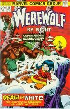 Werewolf by Night # 31 (Don Perlin) (USA, 1975)