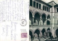 TARQUINIA - CORTILE DEL PALAZZO VITELLESCHI (rif.fg.2456)