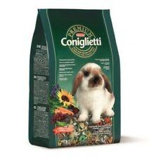 Padovan Coniglietti 2KG Mangime Alimento Per Conigli Cibo Secco Coccidiostatico