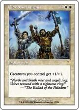 GLORIOUS ANTHEM Seventh Edition MTG White Enchantment RARE