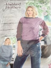Highland Heather Dk Kniting Patern New Range Beautiful Range 9793