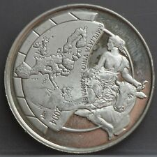 "Belgie - Belgium 10 euro 2004  ""European Union Enlargment"" - silver - nice!"