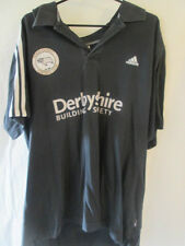 Derby County Training Polo Football Shirt Large Adult /10956