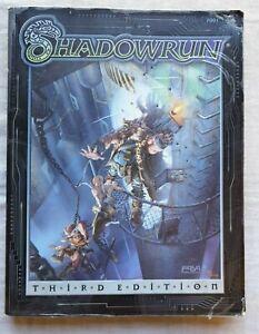 Shadowrun Third Edition Rulebook (paperback, 1998) - OOP - FASA Corporation