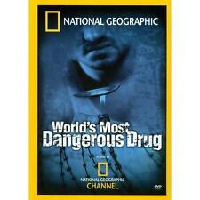 National Geographic - World's Most Dangerous Drug (DVD, 2007) Region 4