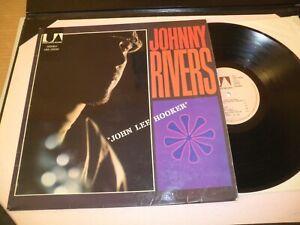 "JOHNNY RIVERS "" JOHN LEE HOOKER """