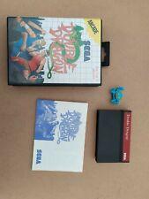 Double dragon Sega master system PAL completo mega drive