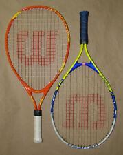 Wilson Us Open Racquet Ball Racquets Lot Of Two