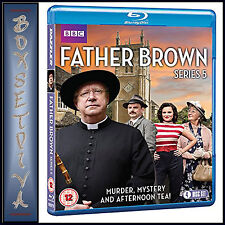 FATHER BROWN - COMPLETE SERIES 5 **BRAND NEW BLU-RAY***
