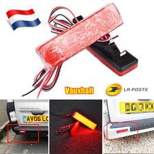 2x LED Réflecteurs Pare Choc Arriere Opel Vauxhall Vivaro Movano Renault Master