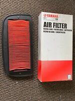 Yamaha Luftfilter Einsatz YZF-R1 (2002-2003) air filter element original Neu
