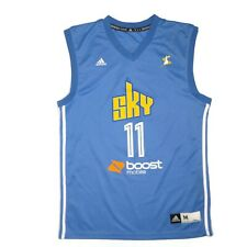 Chicago Sky Elena Delle Donne WNBA Jersey Wonens M Medium Basketball Adidas