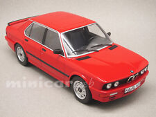 BMW M535i ROUGE, voiture miniature 1/18e NOREV 183262