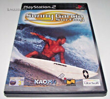 Sunny Garcia Surfing PS2 PAL *Complete*