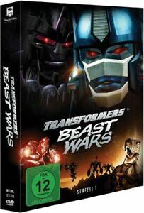 dvd Transformers Beast Wars season 1 TV series  (26 Episodes) ( 5 Disc ) R2 New