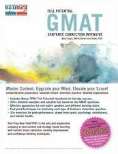 Full Potential GMAT Sentence Correction Intensive by Bara Sapir and Karen van...