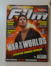 Film Review 658 BATMAN BEGINS CHRISTIAN BALE Fantastic Four Superman Fr164