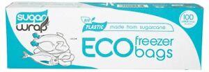 SugarWrap Eco Freezer Bags - Large x100