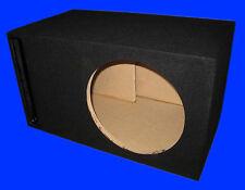 """10"""" ALPINE TYPE R PORTED BLACK SUBWOOFER SUB ENCLOSURE BOX"""