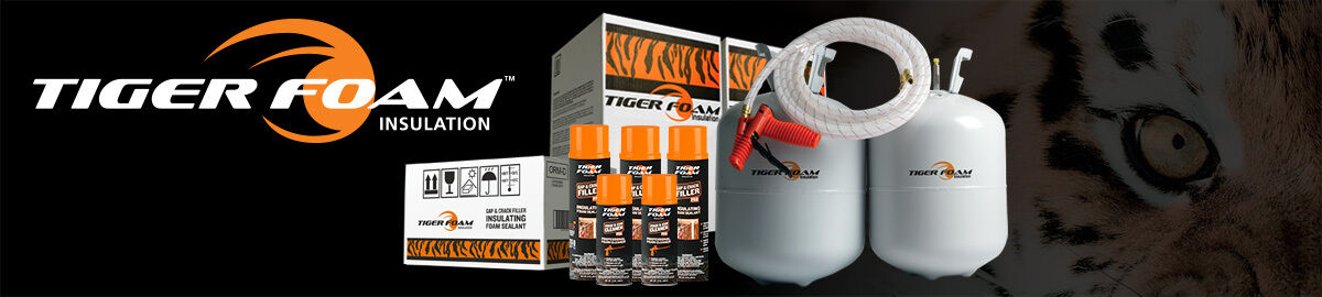 Tiger Foam Insulation Ebay Stores