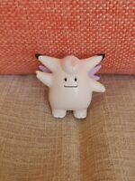 Pokemon TOMY CGTSJ Clefairy Figure Clefable Vintage Original PVC Generation 1