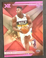 2019-20 CHRONICLES ZION WILLIAMSON RC XR PINK PARALLEL ROOKIE #271 PELICANS