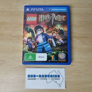 LEGO Harry Potter Years 5-7 - PSVITA PlayStation Vita PSV R4 AUS PAL