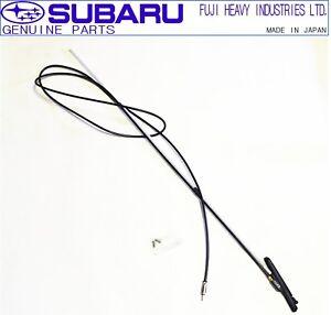SUBARU GENUINE GC8 Impreza WRX STI Manual Radio Pillar Antenna OEM JDM