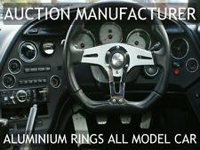 Toyota Supra MK4 93-98 Pre-Facelift Chrome Dash Aluminum Rings Surrounds x11