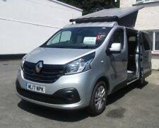 Campervans & Motorhomes with CD Player and Back Seat Safety Belts