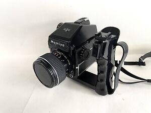 Mamiya 645 MF Camera, 80 mm/2.8, Waist Level, Prismfinder and more