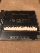 DAVE GRUSIN THE GERSHWIN CONNECTION CD CHICK COREA LEE RITENOUR GARY BURTON GRP