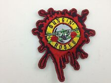 Guns N Roses Embroidered Patch ~ Bullit Hole