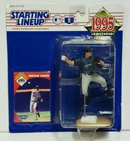 ANDUJAR CEDENO - Houston Astros - Kenner Starting Lineup SLU 1995 Figure & Card