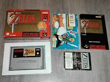 The Legend of Zelda: A Link to the Past Snes Super Nintendo Classics Pal España