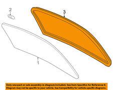 TOYOTA OEM 98-02 Corolla Rear Window Glass-Molding Trim 7557102040