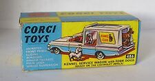 Repro Box Corgi Nr.486 Kennel Service Wagon