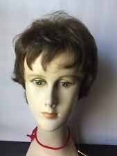 Eva Gabor Wig, Layered Hair with Bangs, Medium Brown #10C