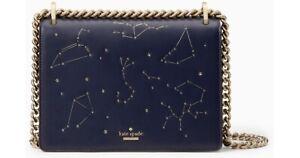 "🌜KATE SPADE🌟 ""STAR BRIGHT LIGHT UP"" Marci Constellation purse- Rare!"